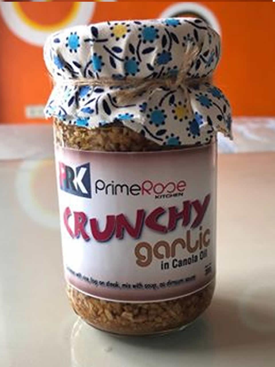 Crunchy Garlic Dressing